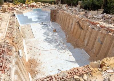 From Fibreglass to Concrete II – Bonalba Golf Alicante